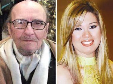 رانيا فريد شوقى والمخرج حسن عبد السلام