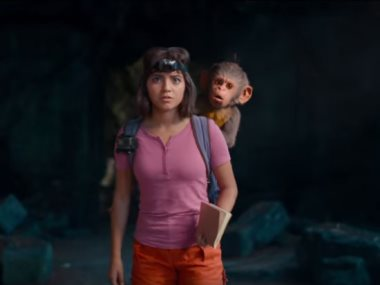 فيلم Dora and the Lost City of Gold