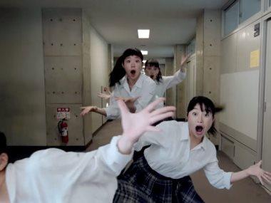 طالبات المدارس في اليابان