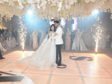 زفاف احمد و سلمى