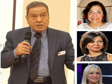 أعضاء لجنة تحكيم المسابقة الأولى بالمهرجان القومى للمسرح المصرى