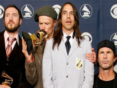 فرقة Red Hot Chili Peppers