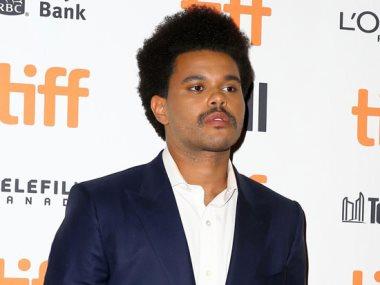 النجم العالمى The Weeknd