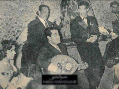 أول مهرجان فنى مصرى