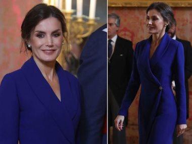 ليتيزيا ملكة اسبانيا