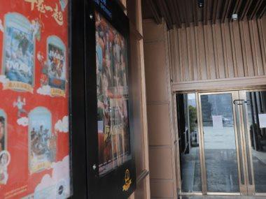 دور العرض السينمائى Zhongying Golden Palm Cinema