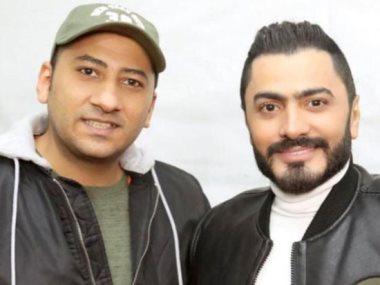 تامر حسنى و وسام عبد المنعم