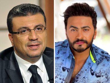 عمرو الليثي وتامر حسني