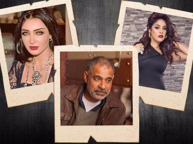 محمود البزاوي و سامية الطرابلسى ونرمين ماهر