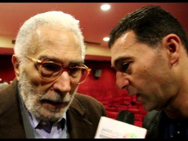 الزميل جمال عبد الناصر مع عبدالرحمن ابو زهرة