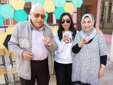 عائلة شيماء الشايب