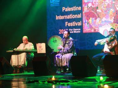 ابن عربي في فلسطين