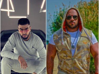 أحمد مكى والمغربى البنج