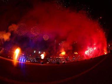 افتتاح كأس الأمم