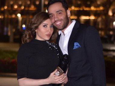 رامى جمال وزوجته المطربة ناريمان