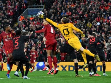 ليفربول ضد اتلتيكو مدريد