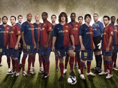 برشلونة 2009