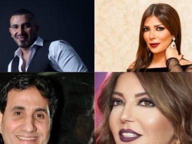 نجوم تترات مسلسلات رمضان
