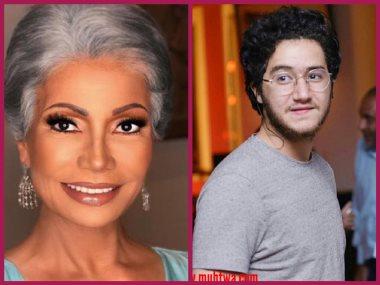 أحمد مالك وسوسن بدر