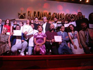 الفائزون بجوائز الجونة