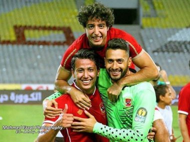 احمد عادل و عمرو جمال و محمد هاني