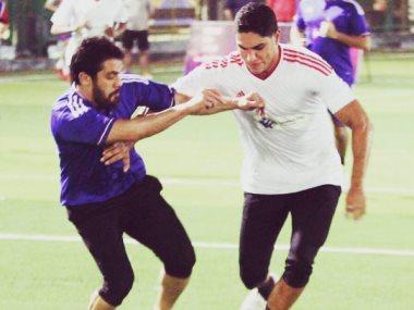 أحمد أبو هشيمة وأحمد حسن