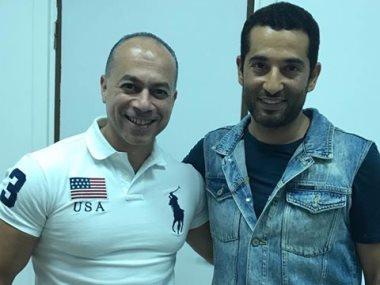عمرو سعد وتامر مرسي