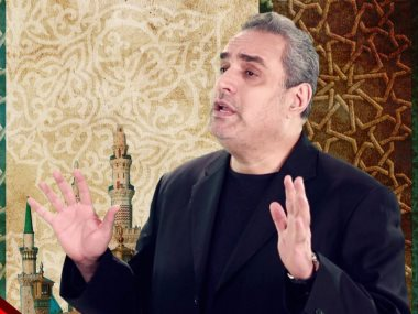 الفنان طارق فؤاد