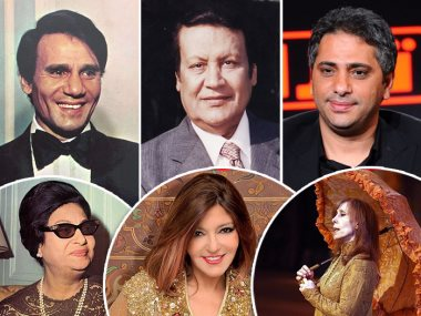 عبد الحليم وأم كلثوم وفيروز وفضل شاكر وسميرة سعيد ومحمد رشدى