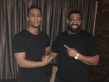 أحمد الشبكشى و محمد رمضان