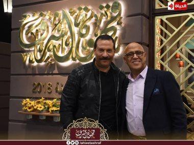 أشرف عبد الباقى و ماجد المصرى