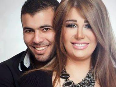 عماد متعب وزوجته