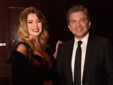رانيا فريد شوقى و وليد توفيق