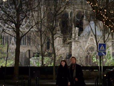 لقطه للكاتدرائية فى فيلم  The Devil Wears Prada