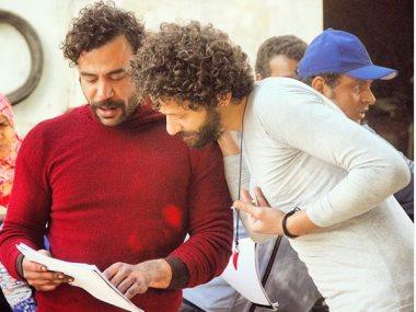 محمد إمام و كريم محمود عبد العزيز