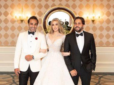 هشام ماجد و هنا الزاهد و أحمد فهمى