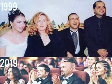 أحمد السقا و محمد هنيدى