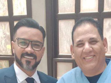 محمد رجب و محمد الحو