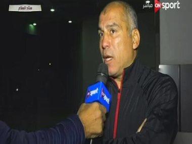 محمد يوسف - المدير الفنى لفريق بتروجت
