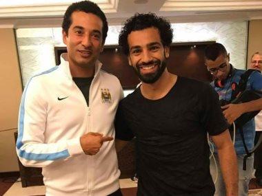 عمرو سعد ومحمد صلاح