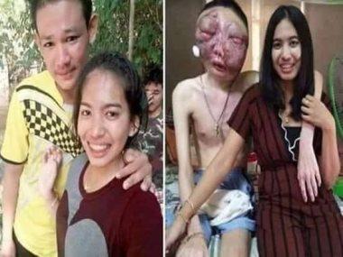 قصة ثنائى تايلاندى