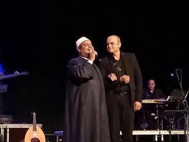 كايرو ستيبس والشيخ إيهاب يونس