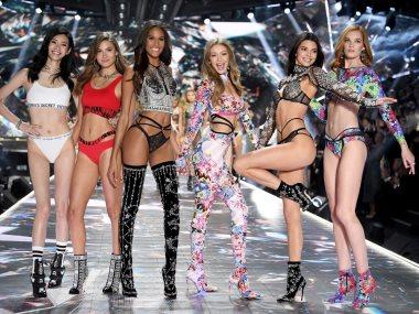 عرض أزياء Victoria's Secret