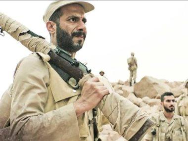 محمد فراج فى فيلم الممر