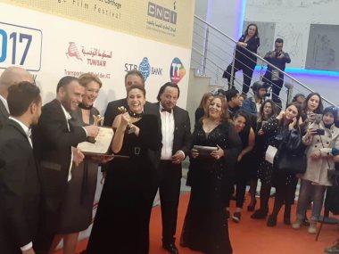 جانب من ختام مهرجان أيام قرطاج السينمائية