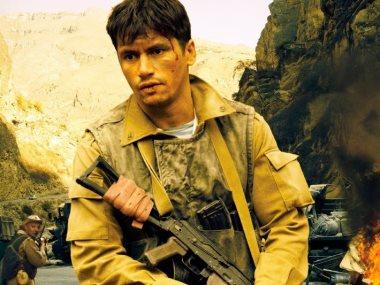 """من فيلم """"مغادرة أفغانستان"""""""