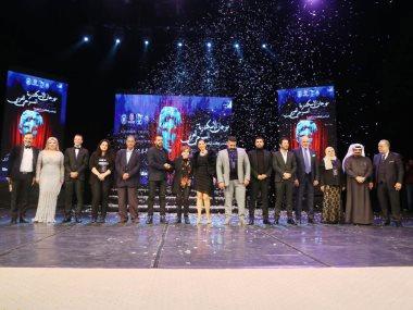 جانب من حفل افتتاح مهرجان الإسكندرية للمسرح العربى