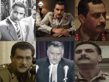 هؤلاء جسدوا شخصية الزعيم جمال عبد الناصر