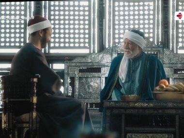 أحمد خليل وأحمد خالد صالح فى مسلسل الفتوة