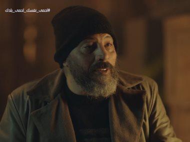 عمرو عبد الجليل فى مسلسل النهاية